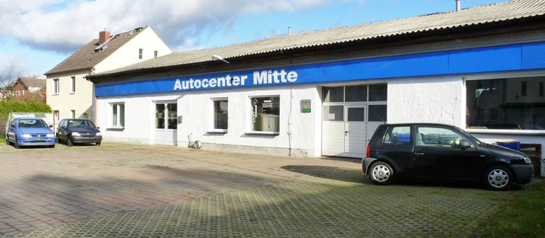 Autocenter Mitte - Titelbild 1