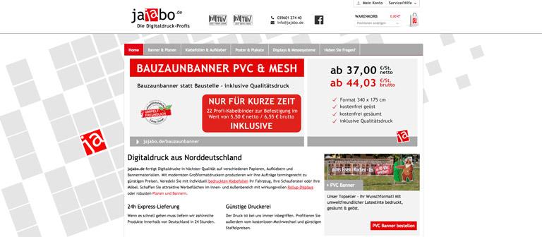 jajabo.de - Die Digitaldruck-Profis - Titelbild 1