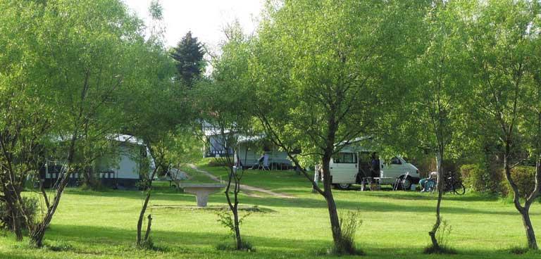 Campingplatz am Carwitzer See