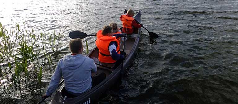 Kanu- und Bootsvermietung Simon - Titelbild 2